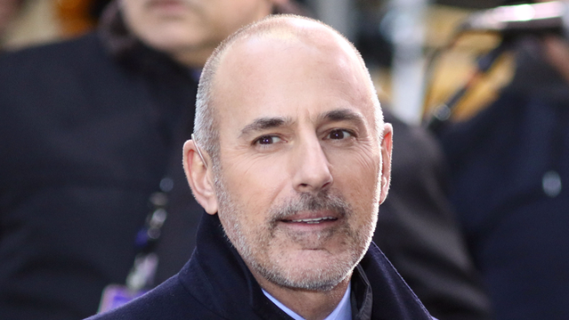 Matt Lauer breaks his silence on accusations of sexual misconduct.