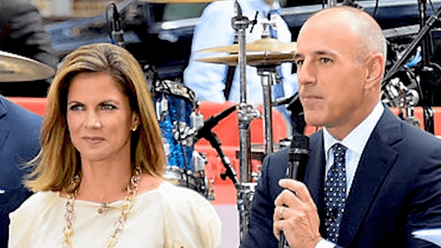 Uh oh there are rumors of an affair between matt lauer for Natalie morales and matt lauer affair