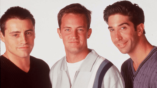 Matt LeBlanc reveals the hilarious reason why Joey's arm was in a sling on 'Friends.'