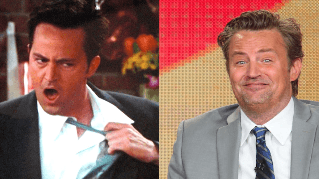 Your dream of a 'Friends' reunion is Matthew Perry's recurring nightmare.