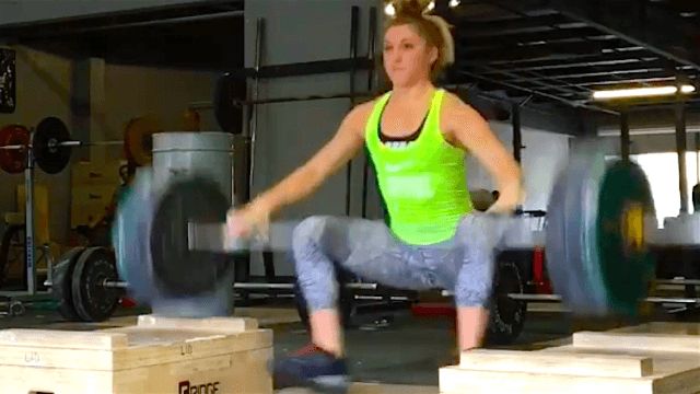 Team USA weightlifter Mattie Rogers finally achieves recognition—after hilariously breaking a window.