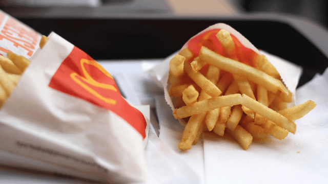 This 'McDonald's of the Future' will have table service and all-you-can-eat French fries. Time to move to Missouri.
