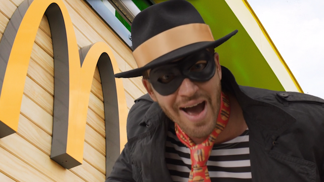 McDonald's introduces the new Hamburglar's wife, and she's a nagging killjoy.