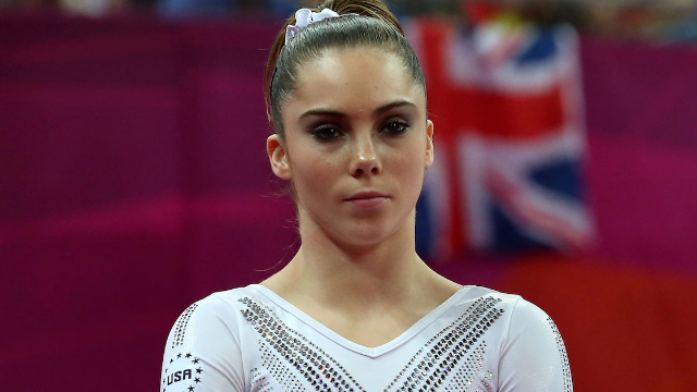 Olympic gymnast McKayla Maroney accuses team doctor of molesting her from the age of 13.