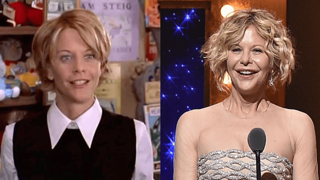 Ageist trolls were way too excited to see Meg Ryan at the Tonys.