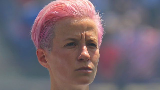Trump congratulated Megan Rapinoe on the World Cup, and people responded by making fun of him.
