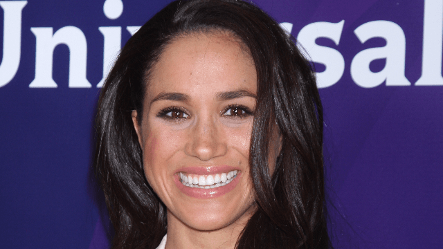 Headline about actress Meghan Markle's engagement to 'former soldier' goes viral.