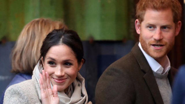 Meghan Markle got a super patronizing first gift as a member of the royal family.