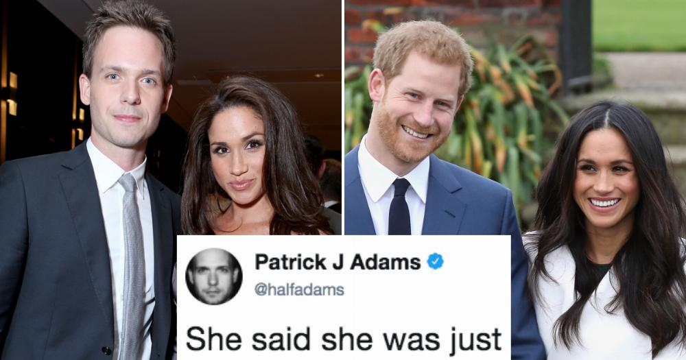 the funniest response to meghan markles engagement came