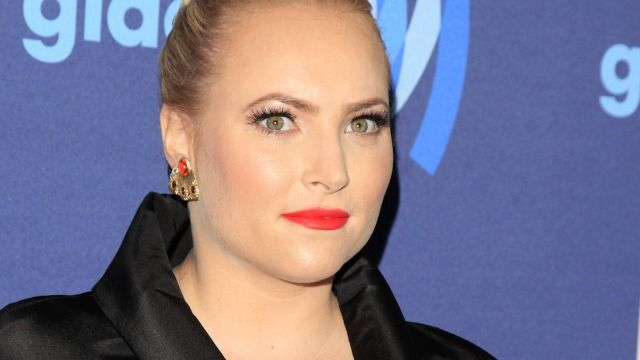 Meghan McCain mocked for claiming Biden is in trouble with 'his creator' over abortion.