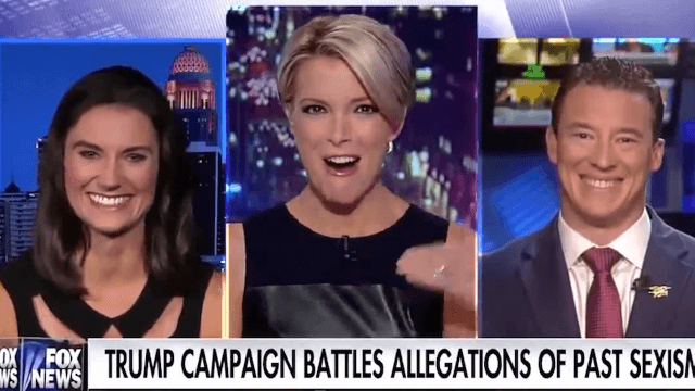 Megyn Kelly doesn't understand why Trump won't stop body-shaming women.