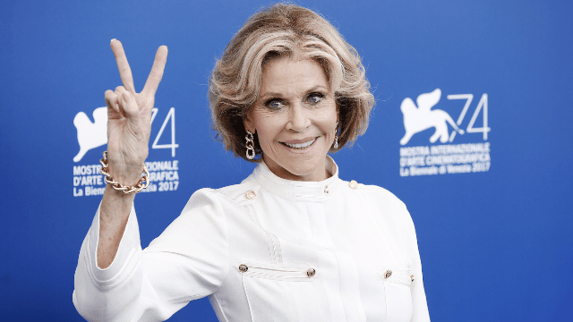 Jane Fonda had an iconic response when Megyn Kelly rudely asked about her plastic surgery.