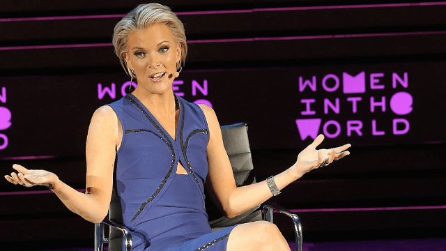 Megyn Kelly mocks media after flubbing her first week at NBC. That sounds familiar...