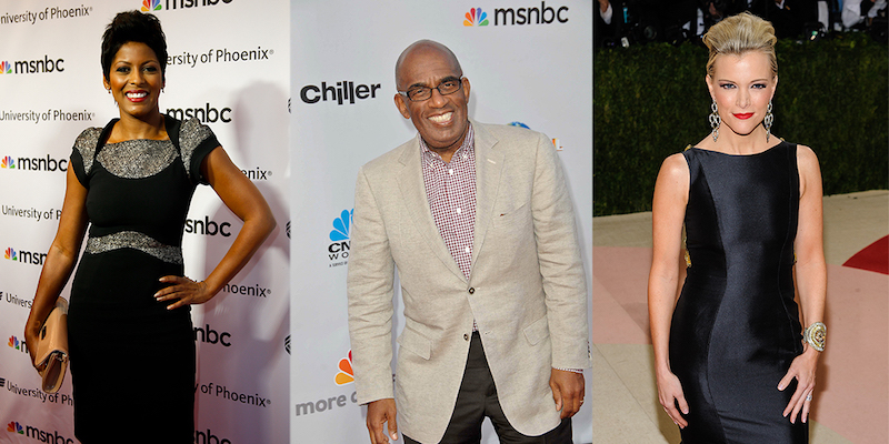 Megyn Kelly is allegedly replacing 'Today' shows' two leading black hosts and people are not happy.