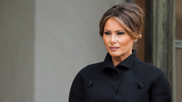 The White House celebrated Melania Trump's birthday with bizarre post. What is she thinking?