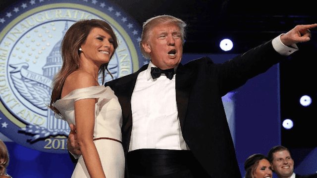 Melania Trump is as obsessed with cable news as much as her husband, apparently.