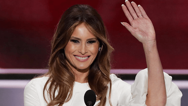 Melania Trump's lawsuit says her role as First Lady is a 'once in a lifetime' moneymaking opportunity.