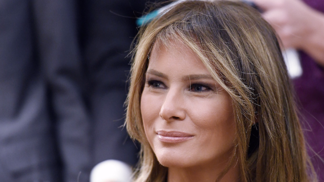 Melania Trump wrote a tweet to honor Pearl Harbor. It was not fact-checked.