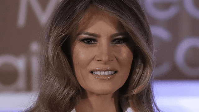 Meet the woman getting eight surgeries to look more like Melania Trump.