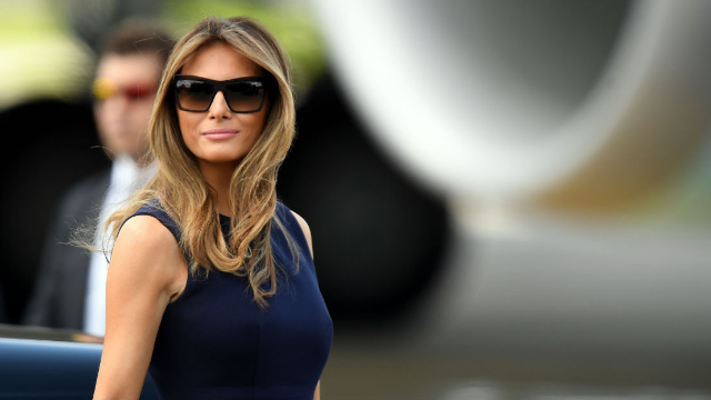 Melania's spokesperson is getting roasted for her response to #jacketgate. We care. Do u?
