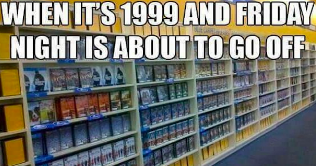 29 Memes That Will Only Be Funny To People Who Remember the 90s.