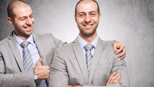 Study finds men trust one expert on every topic: themselves.