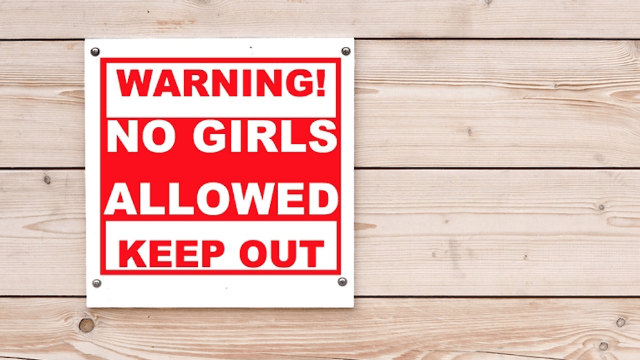 Women have fun ripping into bros who started a 'no girls allowed' coworking space.
