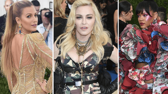 The best and worst looks from the Met Gala as determined by a person who can hardly dress herself.