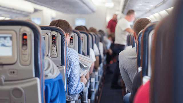 A Mexican man was accused of trafficking his own daughter on a United flight.