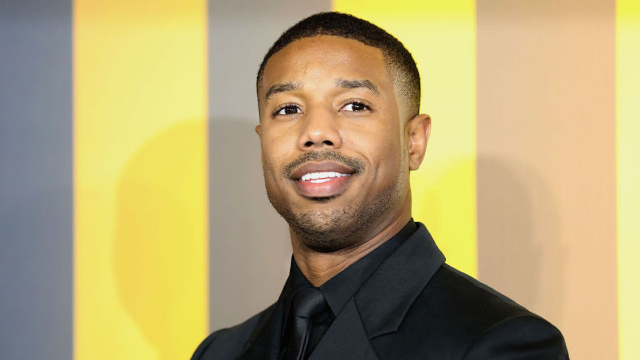 Michael B. Jordan responds to the fan who thirsted so hard for him she broke her retainer.