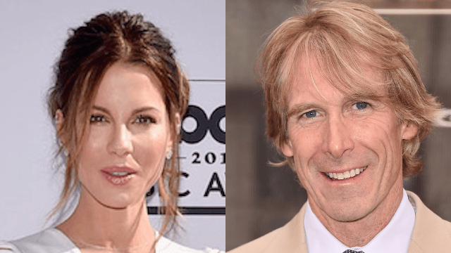 Michael Bay doesn't think Kate Beckinsale is beautiful and told anyone and everyone who would listen.