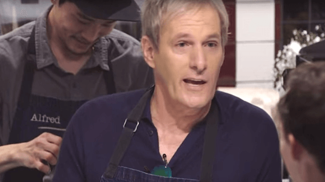 Let Michael Bolton serenade you with coffee orders as an undercover barista.
