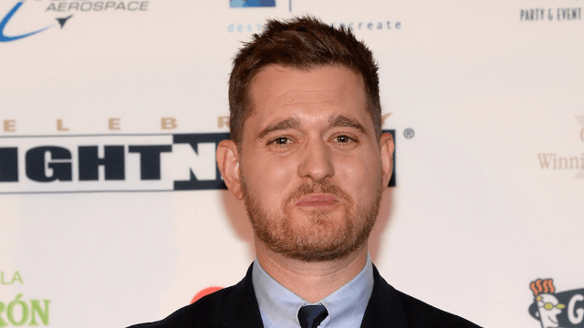 Michael Bublé reveals his 3-year-old son has been diagnosed with cancer.