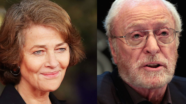 Old white British actors complain about the #OscarsSoWhite protests over tea and crumpets.