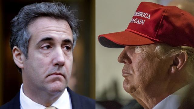 Convicted felon Michael Cohen spills the tea on Trump and his felonies. Jailbirds of a feather!