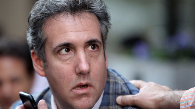 The funniest reactions to Michael Cohen, the president's damn lawyer, pleading guilty.