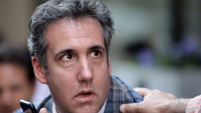 The FBI has a tape of Trump and Michael Cohen discussing a payoff to a Playboy model. The internet has jokes.