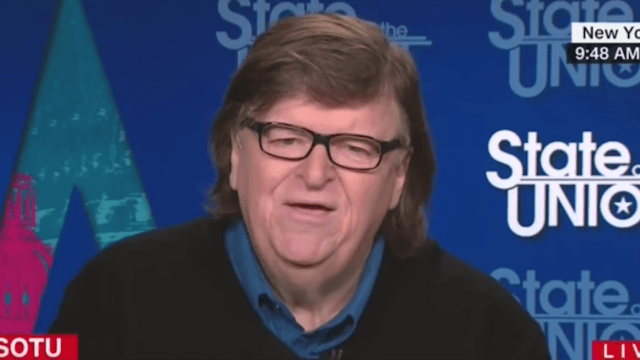 Tom Hanks or Oprah should run for president, says Michael Moore. Not the worst idea.