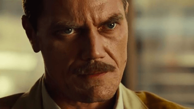 Michael Shannon is literally telling old Trump voters that it's time for them to die.
