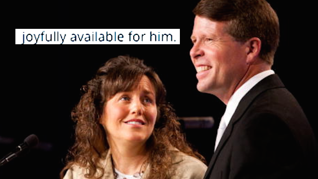 Michelle Duggar reposted her advice to wives for keeping husbands happy. For Anna, probably.