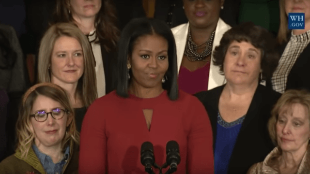 Michelle Obama's tearful final speech will give you hope for the future of our country.
