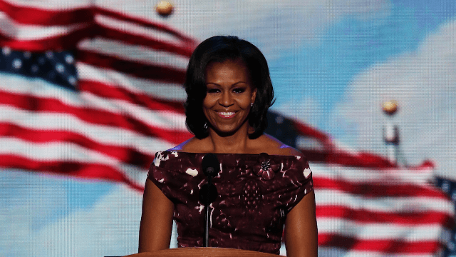 19 times Michelle Obama was too lovable for words.