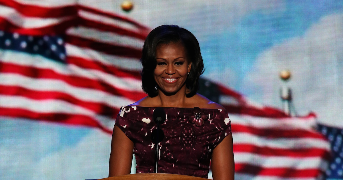 politico michelle obama thesis Michelle obama wrote her thesis on being a black student at princeton politico thinks it shows her true feelings for white people what do you think.