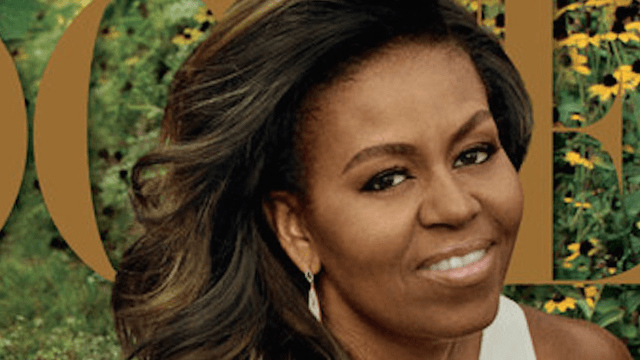 Michelle Obama reminds you how much you'll miss her in final 'Vogue' cover as FLOTUS.