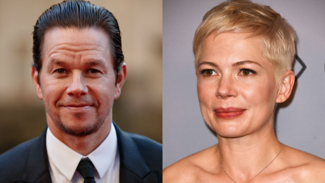 Michelle Williams responds to Mark Wahlberg's 'Time's Up' donation.