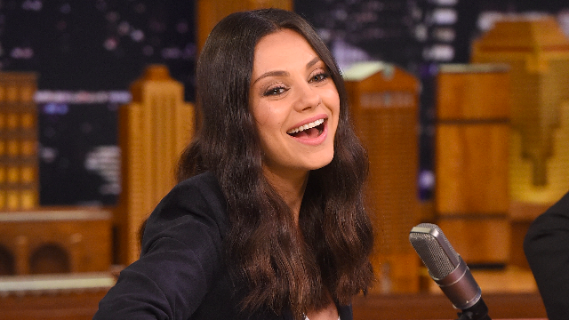 Mila Kunis' new hair is a surprisingly big change.