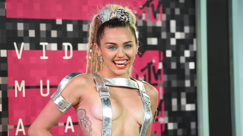 Miley Cyrus wants to get surgery that will make her constantly horny.