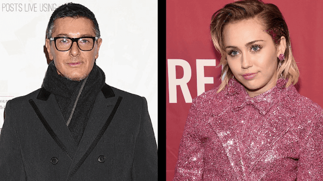 Miley Cyrus and Dolce & Gabbana are having the most passive-aggressive feud on Instagram.