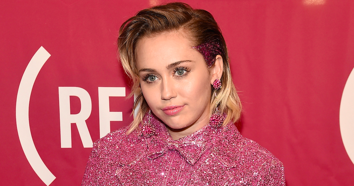 Miley Cyrus got a NSFW ankle tattoo that might be feminist as f*ck.
