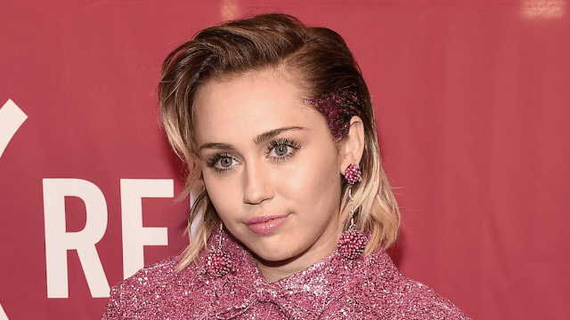 Miley Cyrus suffered from guilt so extreme she broke out in rashes and couldn't sleep.